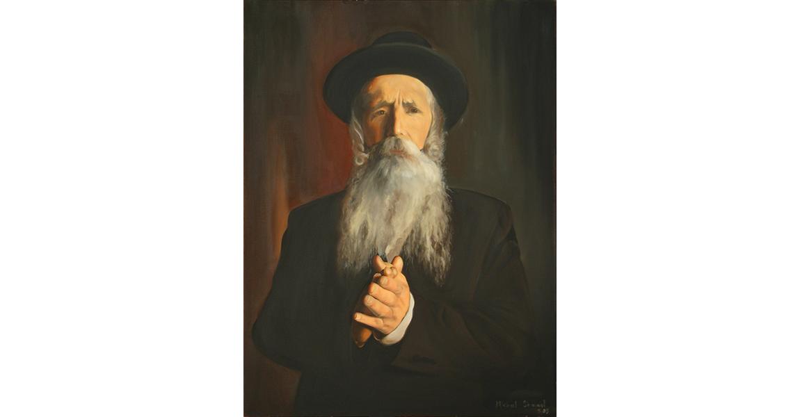 הרב יצחק דוד גרוסמן, 2005