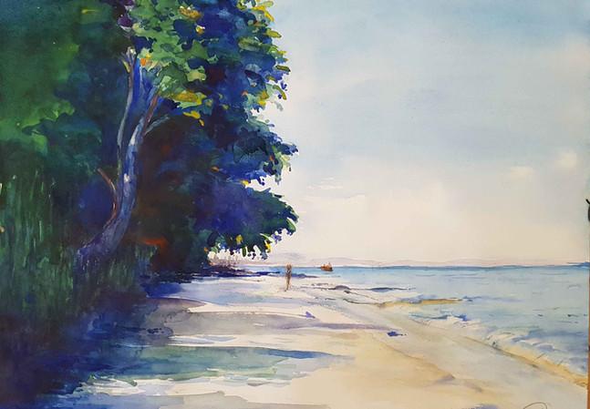 Fløjstrup strand