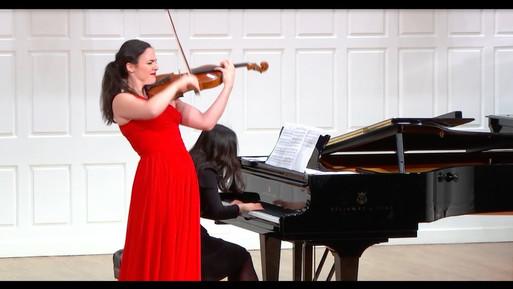 Julia Clancy, the Violin Teacher