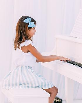 Child Pianist