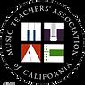 Music Teacher's Association of California Logo
