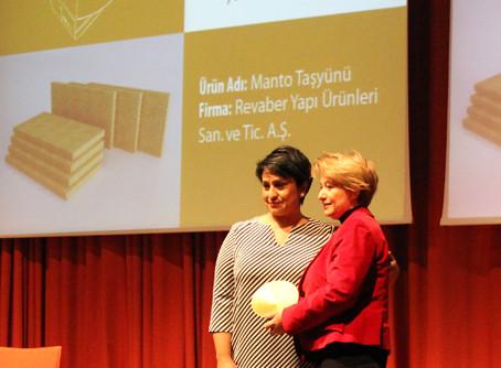 """24. Altın Çekül """"Yapı Ürün Ödülü ve Fikir Ödülü"""" açıklandı."""