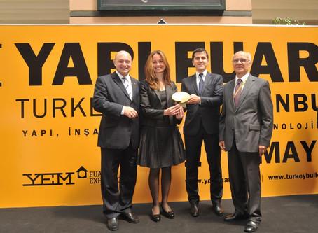 Altın Çekül Ödül Töreni 2012