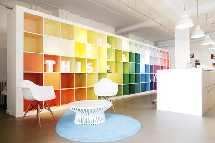 Ofis Tasarımında Renk Tercihinin Üretkenliğe Etkisi