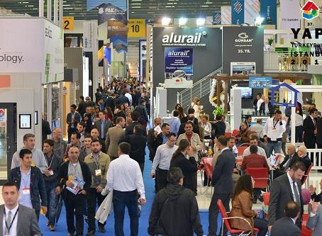 37. YAPI – TURKEYBUILD Istanbul welcomed 106,537 visitors!