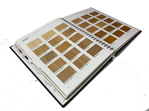 LG BENIF Full Physical Catalogue with Samples