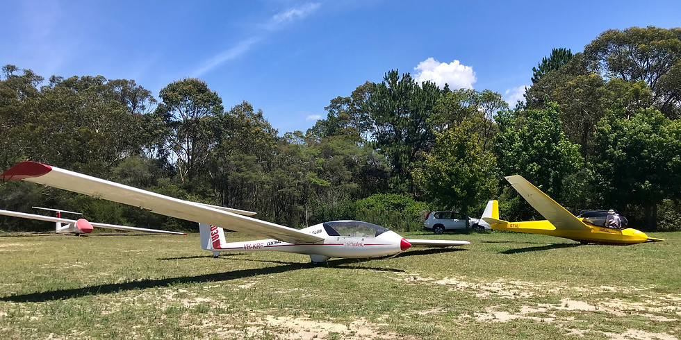 Flying Sunday 23rd February