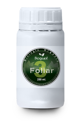 Bio Foliar 3 - 250 ml.