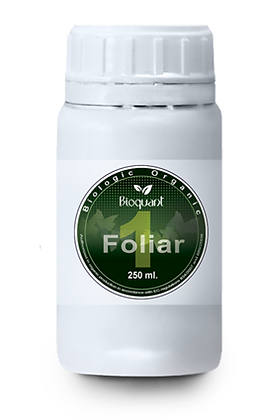 Bio Foliar 1 - 250 ml.