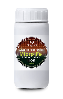 Bio AFF Micro ijzer - 100 ml.