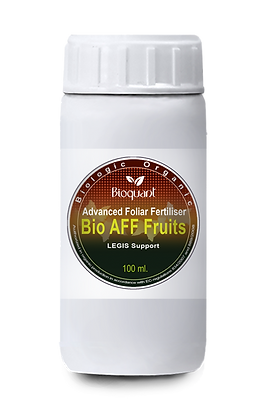 Bio AFF Fruits 100 ml.