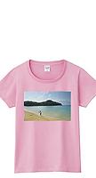 即日スマホ写真オリジナルTシャツプリント
