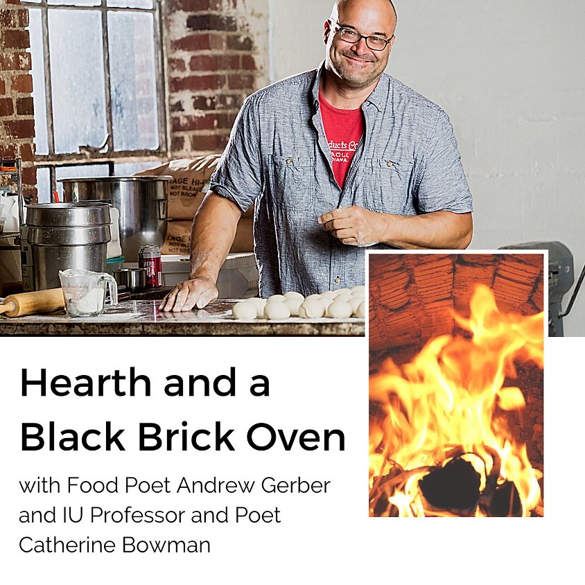 The Preserve : Hearth & a Black Brick Oven w/ Catherine Bowman & Andrew Gerber