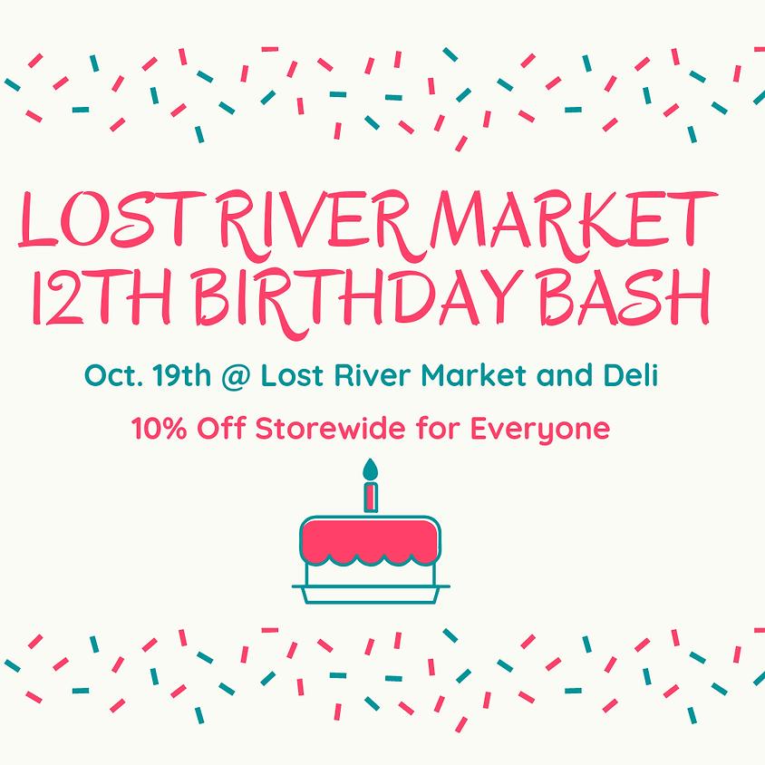 Lost River Market Birthday Bash