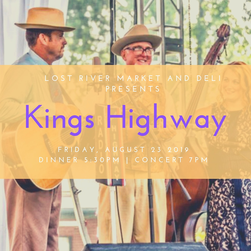 Kings Highway Summer Concert
