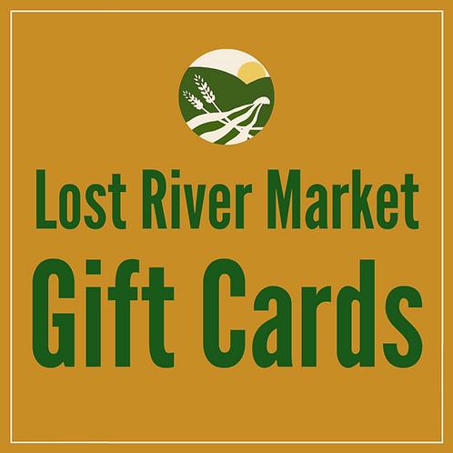 Lost River Market and Deli Gift Card