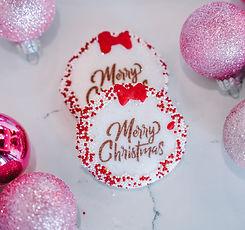 Logo Christmas Cookies Cafe Lola Las Veg