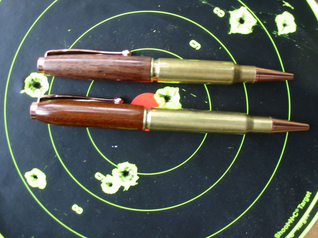 .308 and 30-06 Caliber Twist Pens