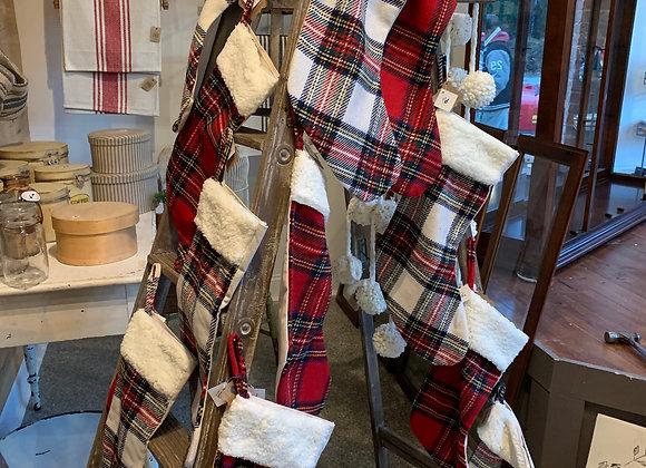 Tartan Plaid Stockings
