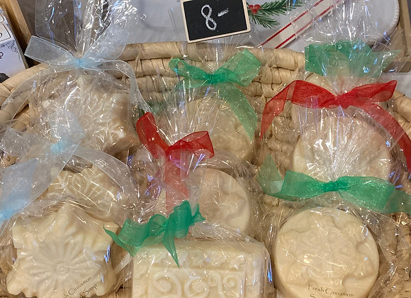 Holiday Scented Soaps