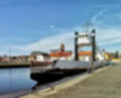 Dampfährschiff Wolgast