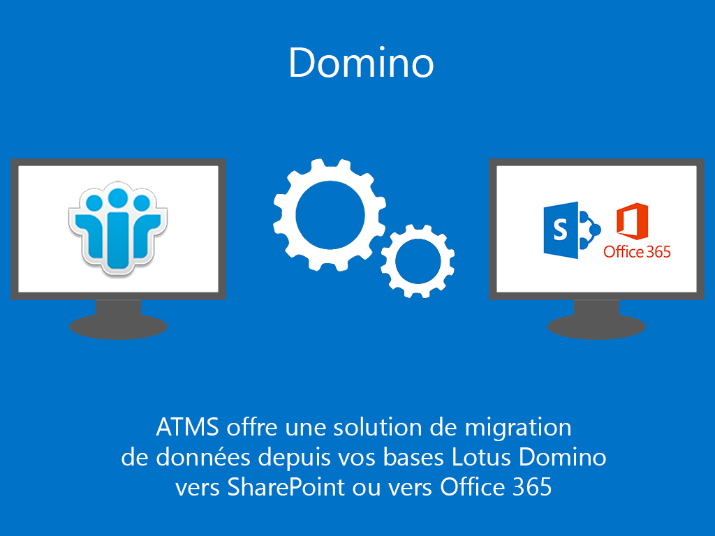 ATMS Migration depuis Domino