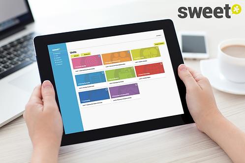 New Sweet PGW BTEC Resource E-Sweet