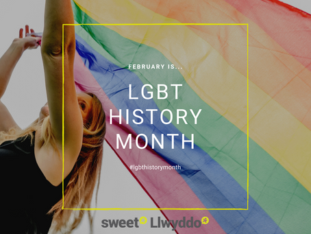LGBT+ History Month – 1 – 28 February 2021