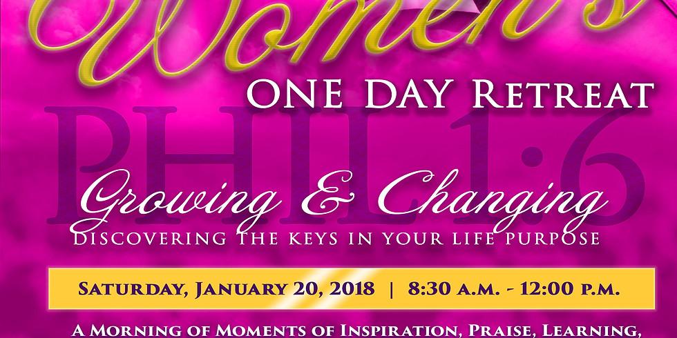 Women's One Day Retreat
