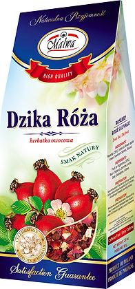 MALWA DRIED ROSEHIP FRUIT TEA / SUSZONA DZIKA ROZA 80g