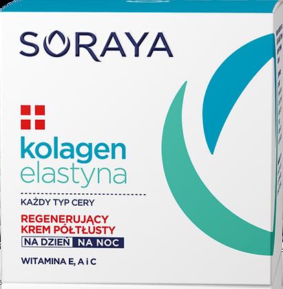 KOLAGEN + ELASTYNA KREM POLTLUSTY 50ml