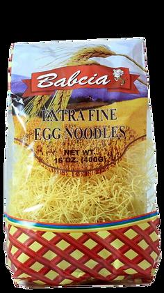 BABCIA EGG PASTA - EXTRA FINE 400g