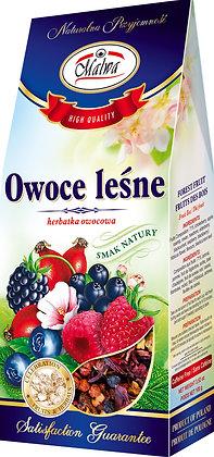 MALWA DRIED FOREST FRUIT TEA / SUSZONA OWOCE LESNE 100g