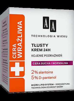 CERA WRAZLIWA - KREM TLUSTY 50ml