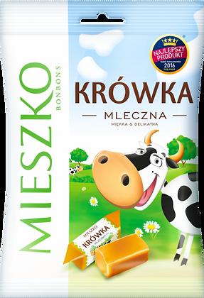 MIESZKO MILK CREAM FUDGE {KROWKA} 215g