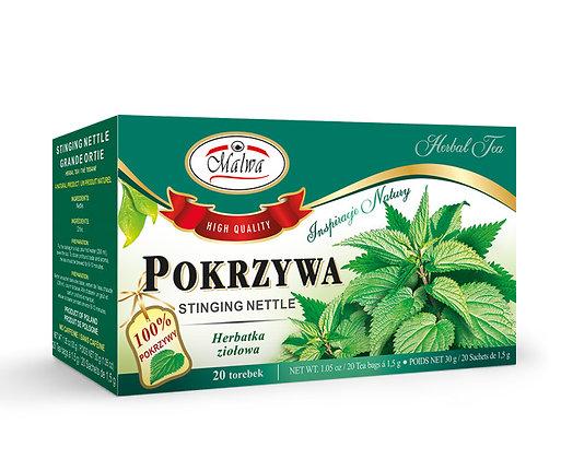 MALWA POKRZYWA / NETTLE TEA {20 tea bags}