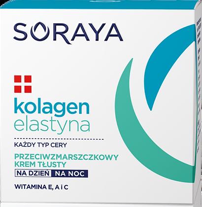 KOLAGEN + ELASTYNA KREM TLUSTY 50ml