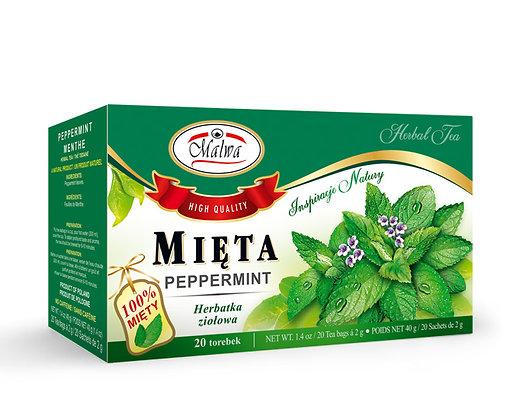 MALWA MIETA / PEPPERMINT TEA {20 tea bags}
