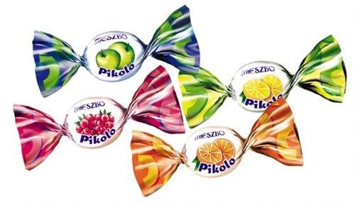 MIESZKO PIKOLO HARD FRUIT CANDIES - 5.5lbs
