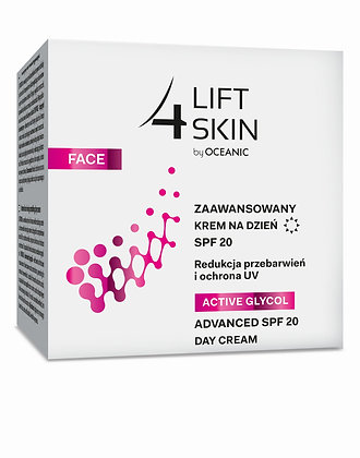 LIFT4SKIN - ACTIVE GLYCOL - DAY CREAM 50ml