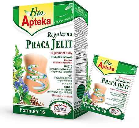 MALWA REGULARNA PRACA JELIT TEA {20 tea bags}