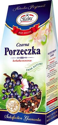 MALWA DRIED BLACKCURRANT FRUIT TEA / SUSZONA PORZECZKA 80g