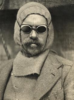 Antarctic Sunglasses from 1914