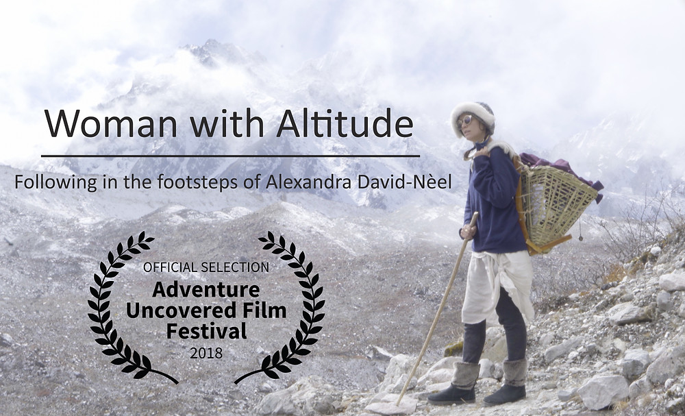 Woman with Altitude Film Award