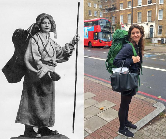 Woman with Altitude, Elise Wortley