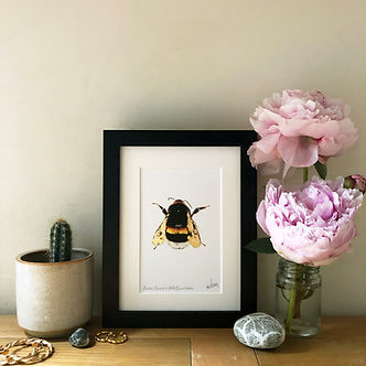 Framed Gold Bee 1.jpg