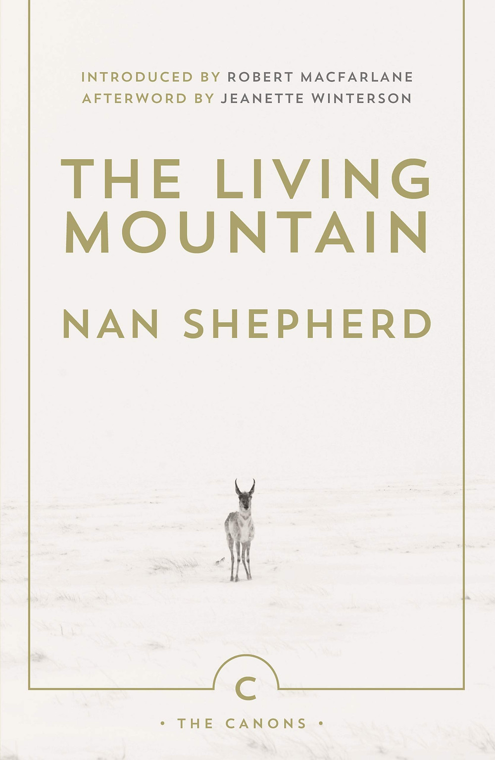 The Living Mountain, Nan Shepherd