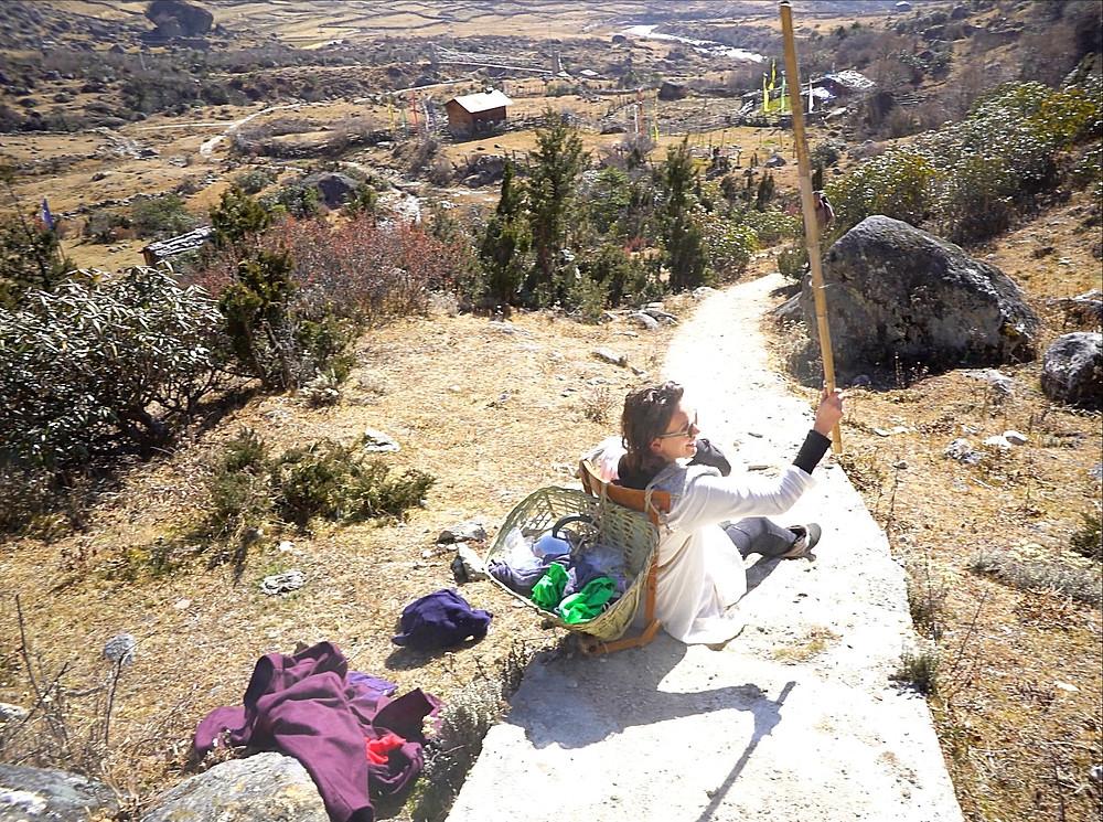 Elise Wortley, Woman with Altitude