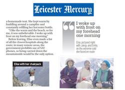 Leicester Mercury - PRINT