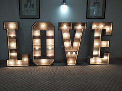 4FT LOVE LETTERS